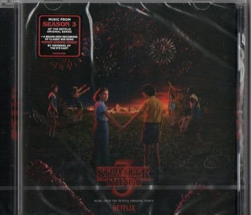 Various<br>Stranger Things 3: (Music From The Netflix Original Series)<br>CD, Comp